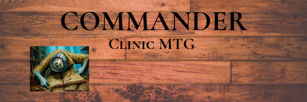 EDH not cEDH What this site is about - Commander Clinic MTG